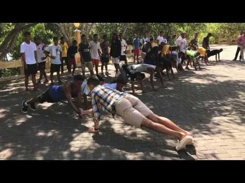 Street Workout in Timor Leste