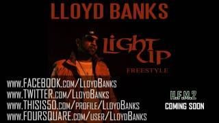 lloyd banks light up freestyle hfm2 coming soon