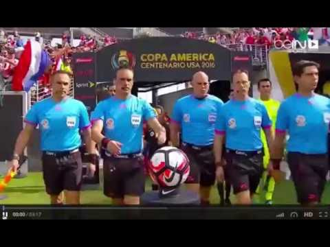Коста-Рика - Парагвай 0:0 видео