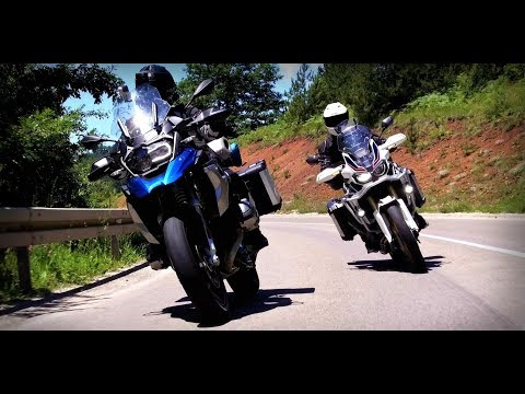 BMW R1200GS vs. Honda Africa Twin Long Ride Review