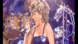 Tina Turner A Fool In Love Live