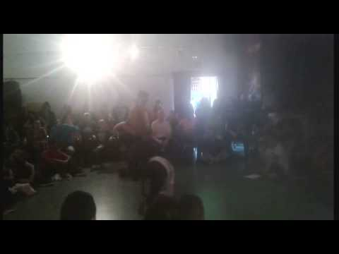 Tenshi vs Miki lee Charrokingz 2015 1vs1