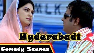 Hyderabadi Movies || Sajid Khan, Mast Ali And  Aziz Nasr Comedy Scenes Back To Back  Part 06