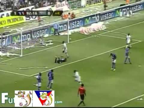 Liga de Quito 2 - Emelec 0 (Final 2010)