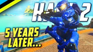 Going back to Halo 2 Anniversary Five Years Later