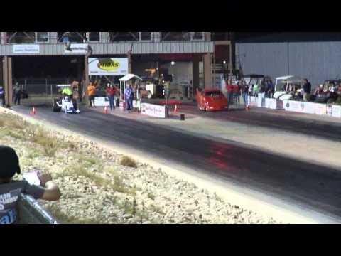 BLOWN HEMIS-Southwestsuperchargers-Desert Thunder Raceway-Semi Finals-SMITHvsBYRUM 6/22/13