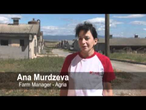 Results in agriculture sector in Macedonia.flv