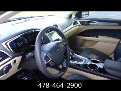 Riverside Ford Macon >> 2013 Ford Fusion Se At Riverside Ford Lincoln In Macon Ga