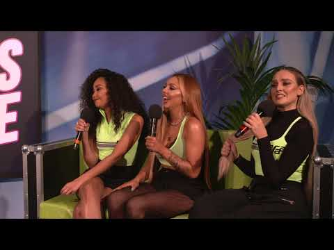 """""""Ariana Grande Is Our Queen"""" Little Mix Talk About Their Dream Collaboration  