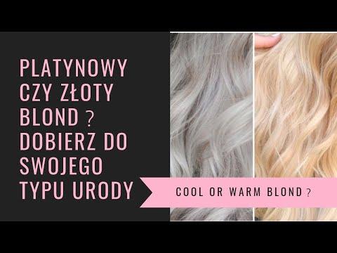 Zimny❄️ czy ciepły🌼 blond?Czy wiesz jakim jesteś typem kolorystycznym?