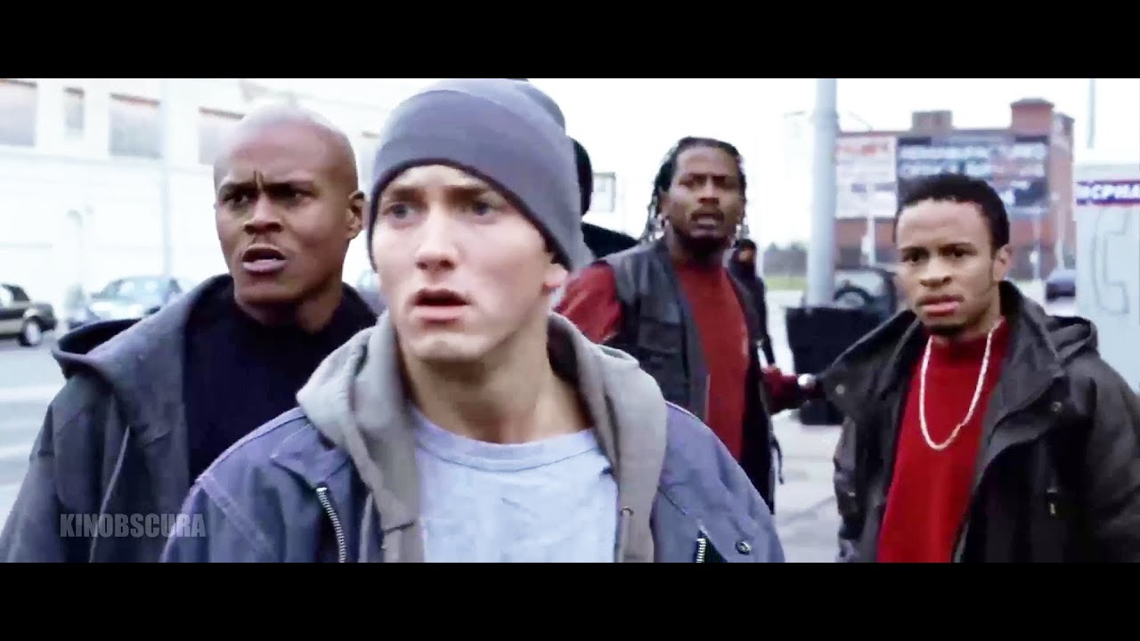 Download 8 Mile (2002) - Cheddar Shot his Dick Off,MC BoB