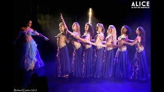 Alice au pays des merveilles par le ballet Samsarah - Absolem