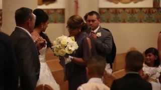 Francesco & Nohelia Crisafulli Wedding Cinematic Highlight Santa Fe NM