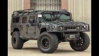 2003 Hummer H1 Wagon Stock #10454