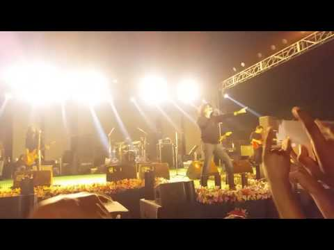 FOSSILS NEW SONG(পালাও!পালাও!)OF FOSSILS-5 IN KATWA LIVE STAGE..
