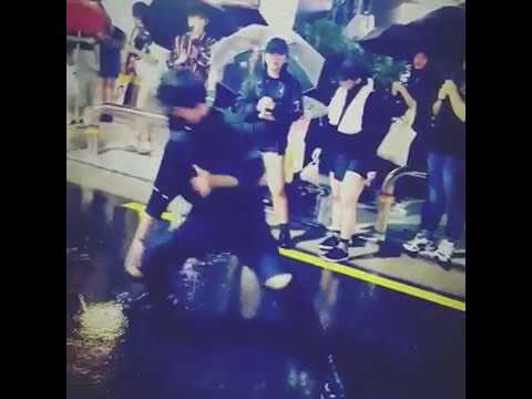 HOT COVER WITH RAIN SEVENTEEN DON'T WANNA CRY