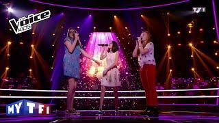 the voice kids 2016   agathe noemy juliette chanson pour une drle de vie v sanson   battles
