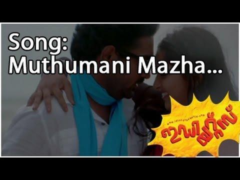 Muthumani Mazhayaay   IDIOTS   Video Song   New Malayalam Movie Song   Sanusha   Asif Ali