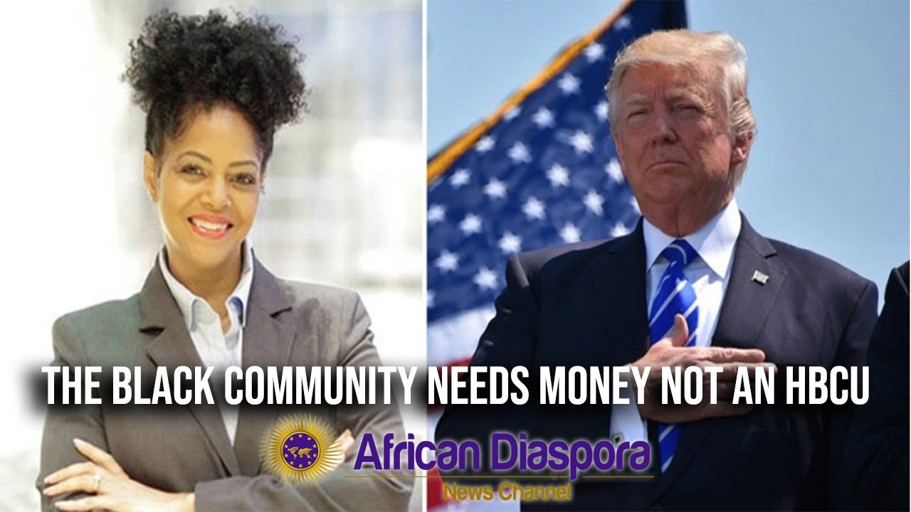 Rep.Karen Whitsett Asked Donald Trump For An HBCU Instead Of Money For The Black Community