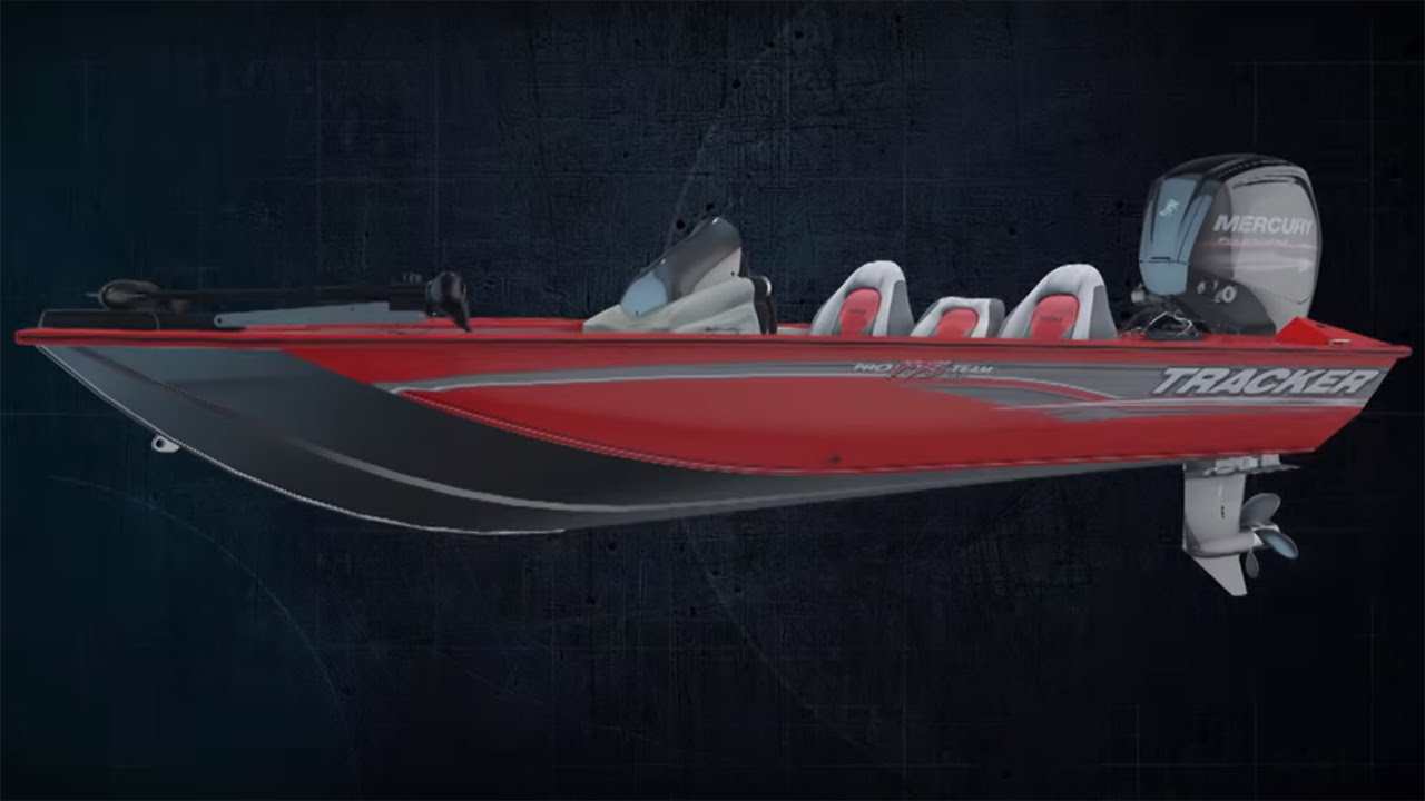 Tracker Boats Quality Construction One Piece Marine