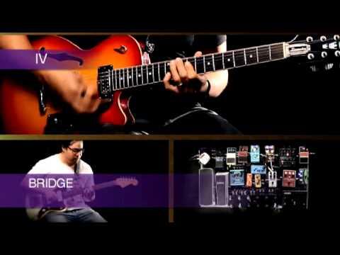 Hillsong live running lead guitar youtube.