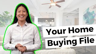 Your Home Buying File #movemetotx