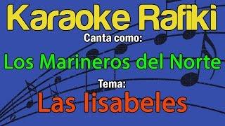 Los Marineros del Norte Las Iisabeles Karaoke Demo