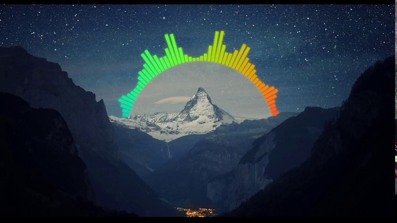 Wallpaper engine - Audio Visualizer Showcase 8