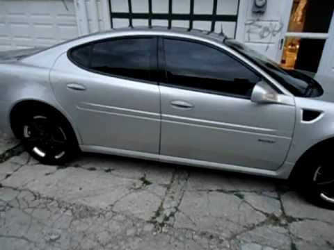 2005 grand prix gxp painted rims