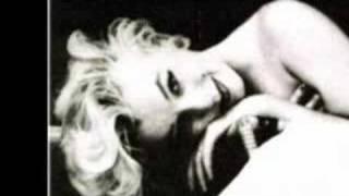 Marilyn monroe teach me tiger