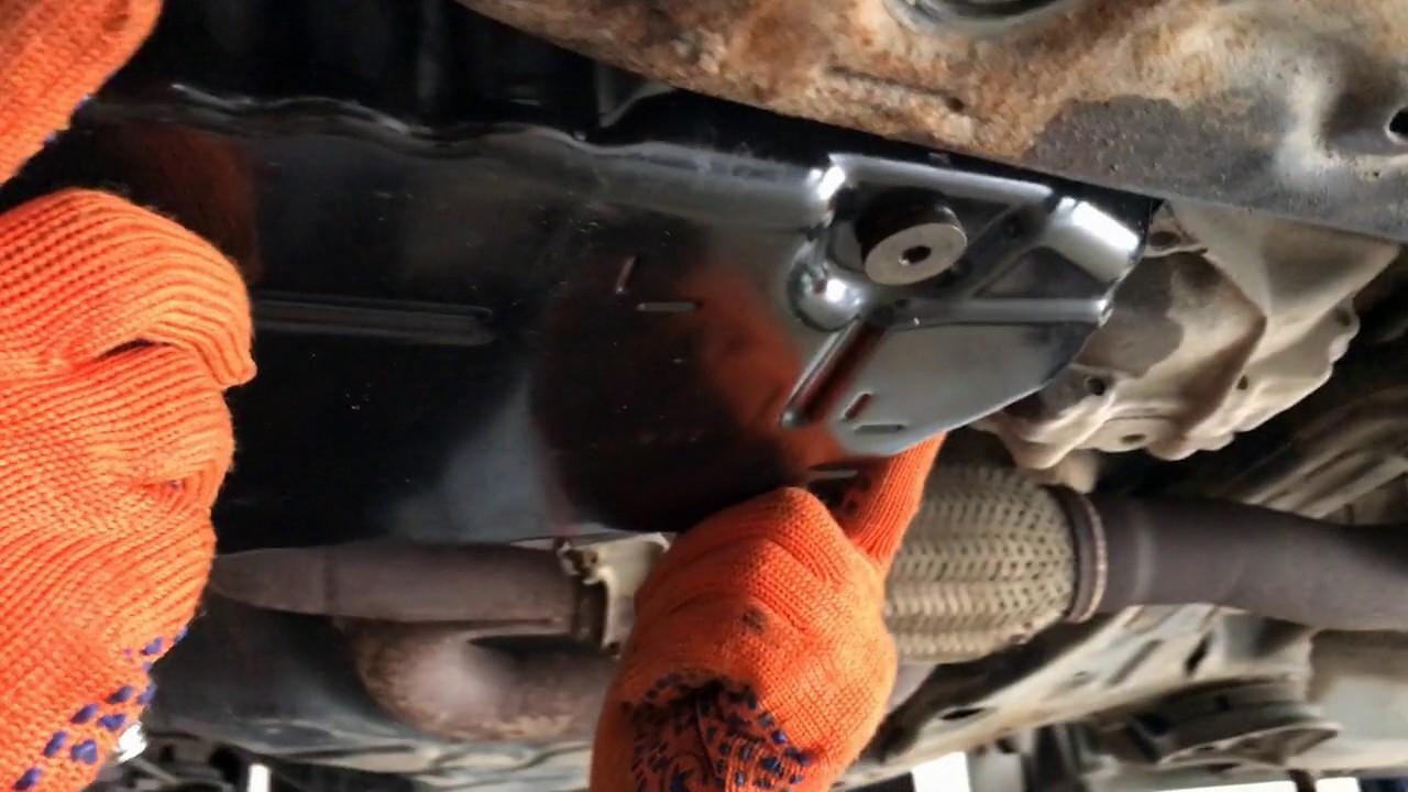 Замена масла АКПП  Toyota Camry