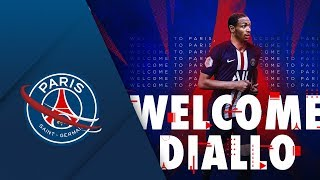 WELCOME ABDOU DIALLO ?