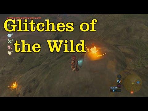 New Breath of the Wild Glitch: Panel Catapult | Doovi