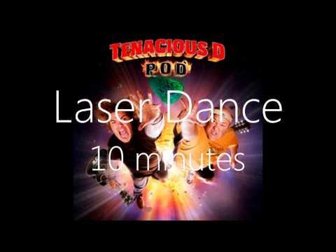Tenacious D - Laser Dance 10 minutes