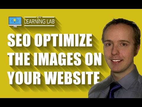 WordPress Image SEO For Better Search Engine Rankings - WP Learning Lab - 동영상