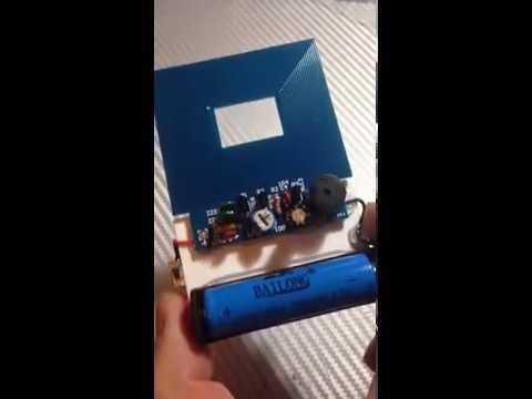 Kit fai da te Semplice Metal Detector