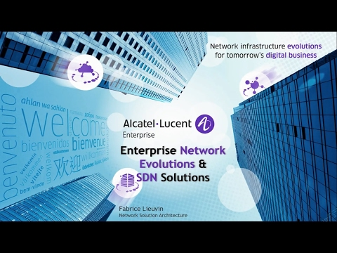 SPB - bringing SDN to the access and campus network