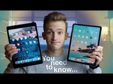 iPad Air 4 vs iPad 8: The Student Experience!