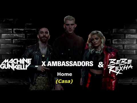 ▄▀ Home - Machine Gun Kelly, X Ambassadors, & Bebe Rexha [Legendado / Tradução] ▀▄