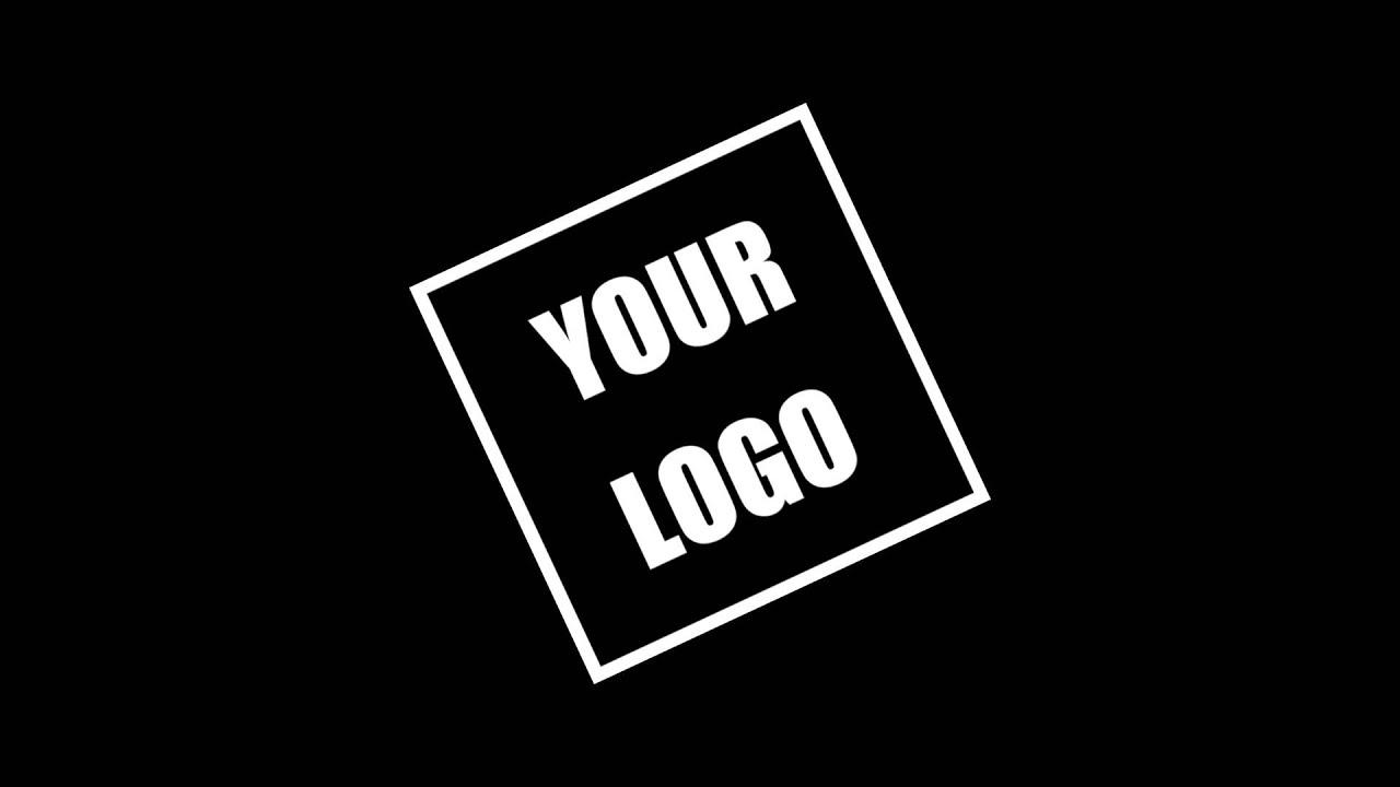 60fps 2D Blender logo intro template+Tutorial - YouTube