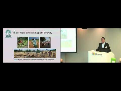 State of the World's Plants and Their Conservation and Use, Dr. Paul Smith