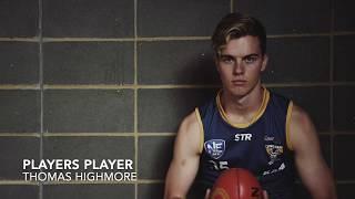 2019 Players Player: Thomas Highmore