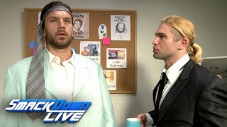 """Video Did Tyler Breeze find Fandango in the return of """"Fashion Peaks?"""": SmackDown LIVE, Aug. 8, 2017 download MP3, 3GP, MP4, WEBM, AVI, FLV Agustus 2017"""