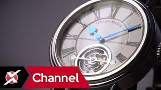 Đồng hồ TOURBILLON chỉ nhỏ bằng một chiếc cúc áo và nặng chưa đến 3...