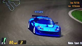 Gran Turismo 3 A-Spec Motor Sport Elise, The Lotus Elise Ultimate Trophy Part 3/9
