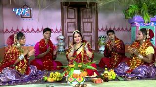 Mai Santoshi के पूजनवा - Bhajan Kirtan- Anu Dubey - Bhojpuri Santoshi Mata Bhajan Song 2015
