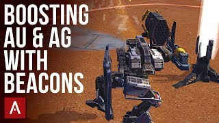 Boosting My Gold + Silver With Beacons – Diamond League | War Robots Android Gameplay || WR