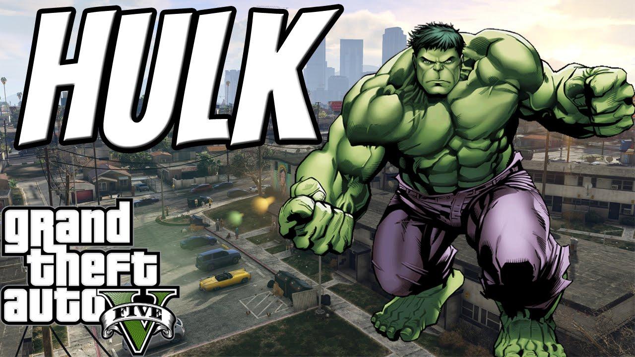 Gta 5 Hulk Mod Xbox One – Held Bild Idee