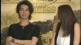映画「隠し砦の三悪人」の松本、長澤、宮川による爆笑トーク。