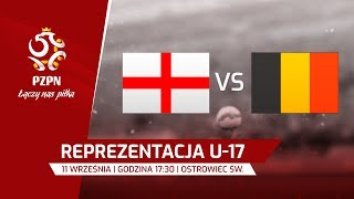 Puchar Syrenki | Anglia - Belgia | Finał - Na żywo